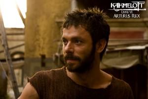 Emmanuel Meirieu dans le rôle de Manilius