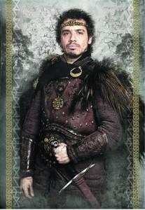 Le Roi Arthur interprété par Alexandre Astier