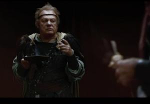 Philippe Nahon dans le rôle de Goustan