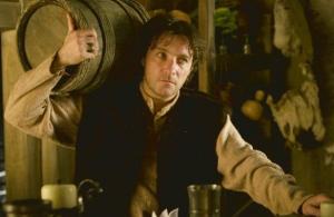 Alain Chapuis dans le rôle du Tavernier