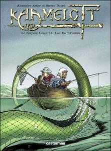 Le Serpent géant du Lac de l'Ombre