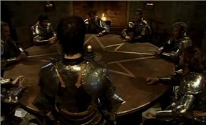 Dies Iræ : une réunion ordinaire à la Table Ronde...
