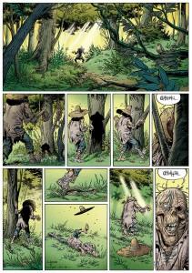 L'Armée du Nécromant − page 1