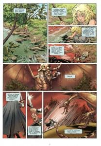 Perceval et le Dragon d'Airin − page 1