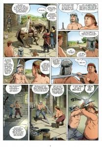 Perceval et le Dragon d'Airin − page 3