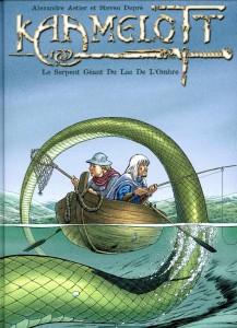 Tome 5 : Le Serpent Géant du Lac de l'Ombre