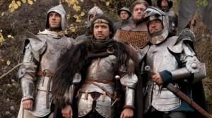 Arthur, chef de guerre et roi de Logres