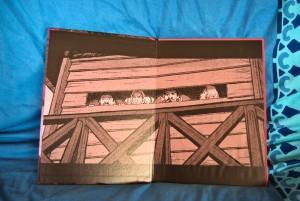 Sortie du tome 6, Le Duel des Mages : l'intérieur