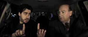 Simon Astier et Didier Bénureau dans Cassos de Philippe Carrese
