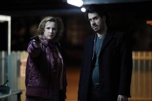 Marie Kremier et Simon Astier dans Cassos de Philippe Carrese