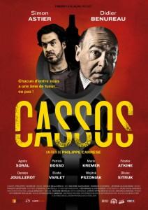 Cassos de Philippe Carrese, affiche officielle