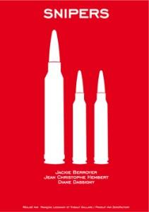 L'affiche du court-métrage Snipers