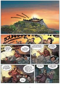 Contre-attaque en Carmélide, page 1