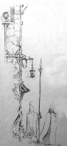 Guenièvre par Thomas Labourot