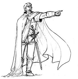 Lancelot par Thomas Labourot