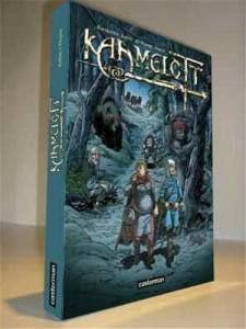 Kaamelott en bande dessinée : coffret des tomes 4 à 6