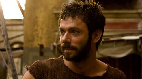 Appius Manilius , Soldat, Centurion