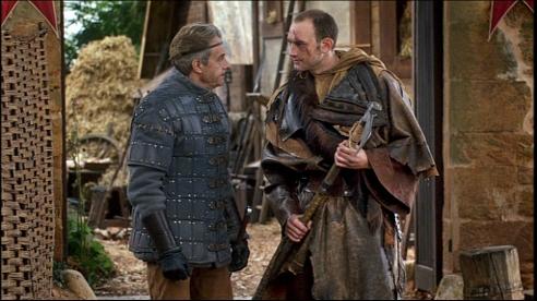 Grüdü , Garde du corp d'Arthur