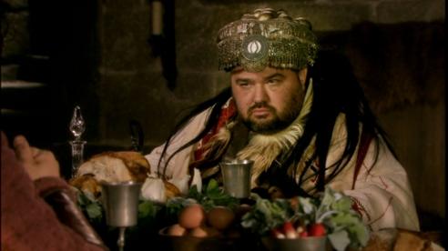, Roi Burgonde