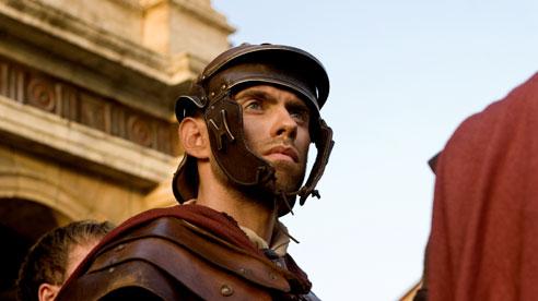 Lucius Falerius , Soldat de la Milice