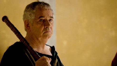 Publius Desticius, Sénateur