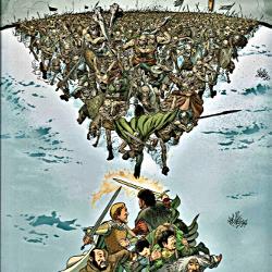 Tome 1 : L'Armée du Nécromant