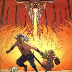 Tome 4 : Perceval et le Dragon d'Airain
