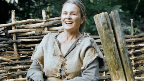 Acheflour , Mère de Perceval