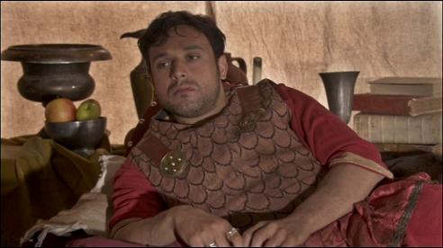 Caius Camillus , Centurion