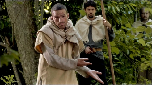 Ferghus , Soldat de Lancelot
