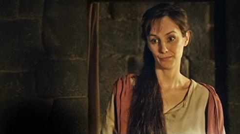 Nessa , Servante d'Arthur